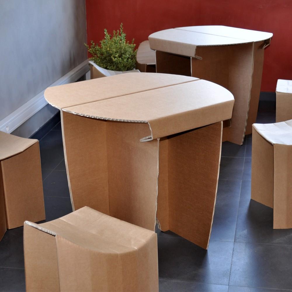 Table Ronde ALTO - diam100 cm