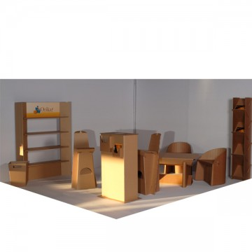 Pack stand 12 m2